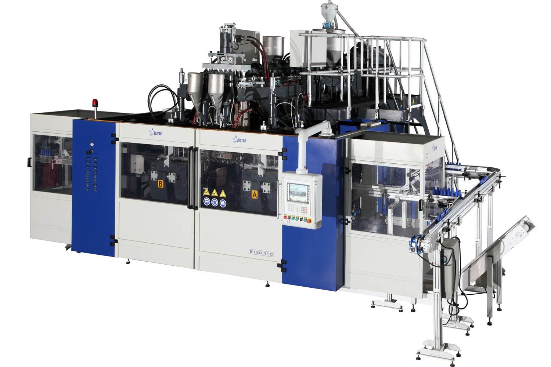 Maquina Sopladora Envases de Polietileno B20D