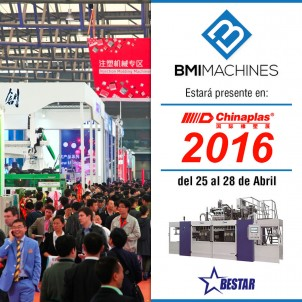 BMI chinaplas