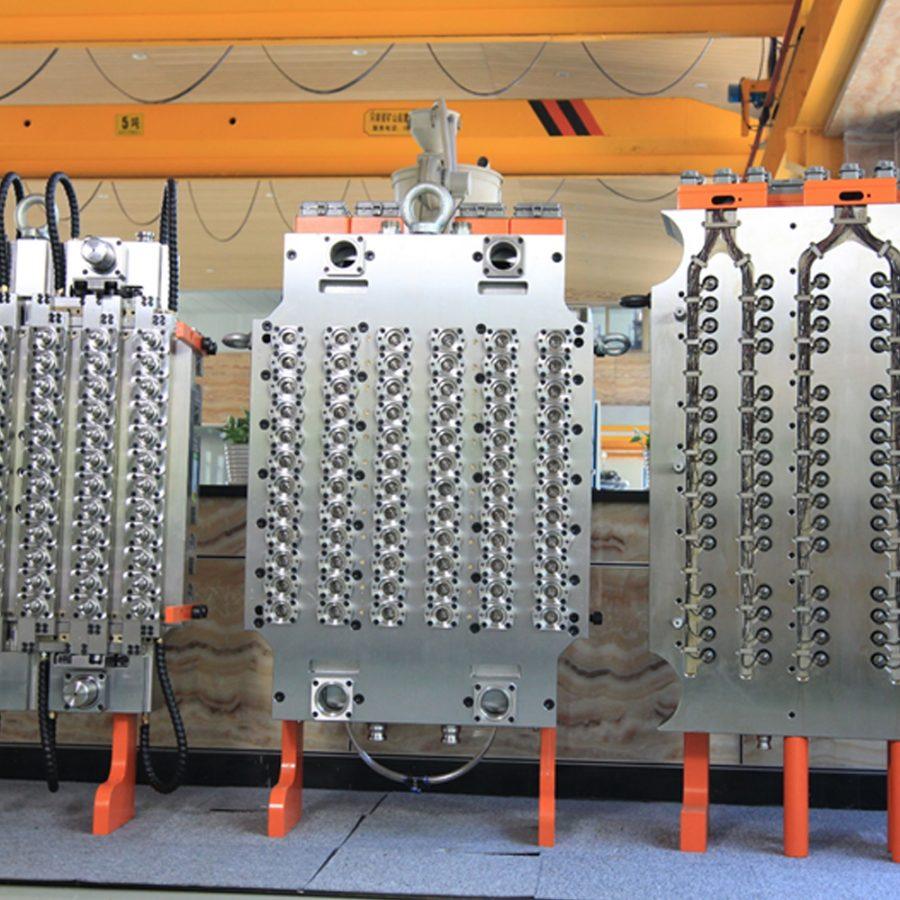 Sica - Molde Preformas 72 Cavidades