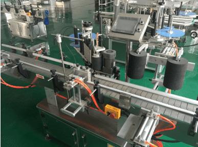 Máquina para etiqueta auto adhesiva SSW-D50