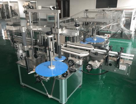 Máquina para etiqueta engomada doble cara SSW-S-560